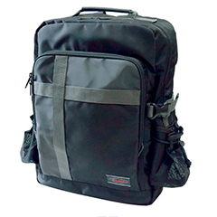 DSG-304Lは中学生カバン、高校生カバンのカテゴリーで人気のリュックタイプのスクールバッグです。
